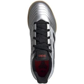 Zapatos de interior adidas Predator 19.1 en Sala Jr G25829 gris multicolor 2