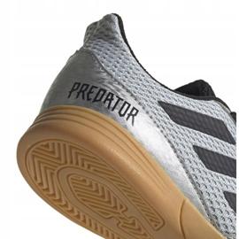 Zapatos de interior adidas Predator 19.1 en Sala Jr G25829 gris multicolor 4