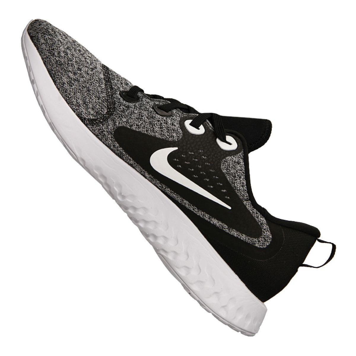 Negro M Aa1625 De 009 React Legend Zapatillas Nike Correr jq35L4AR
