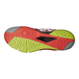Zapatillas de voleibol Asics Gel-Cyber Sensei 6 Mt M B503Y-2101 rojo multicolor 4