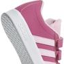 Zapatos Adidas Vl Court 2.0 Cmf C rosa Jr F36394 4
