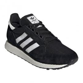 Zapatillas Adidas Originals Forest Grove M EE5834 negro 2