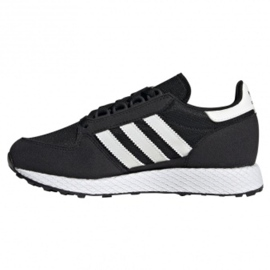 Zapatillas Adidas Originals Forest Grove Jr EE6557 negro 1