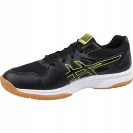 Zapatillas de voleibol Asics Upcourt 3 M 1071A019-003 negro negro 1