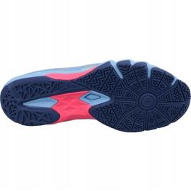 Zapatillas de squash Asics Gel-Blade 6 W R753N-400 azul azul 3