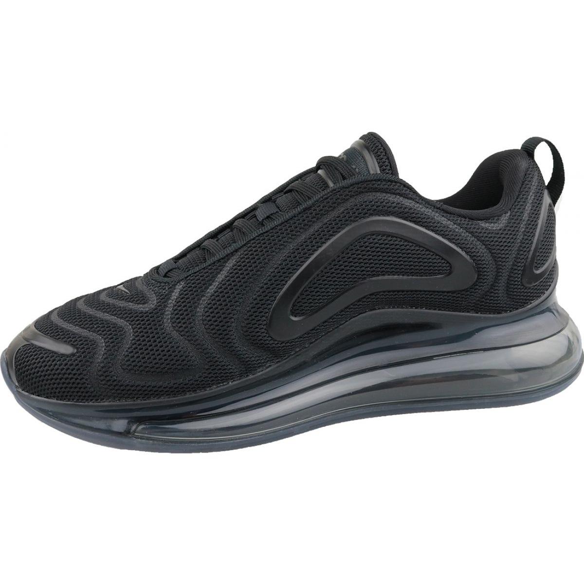 Negro Zapatos Nike Air Max 720 W AR9293 006