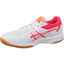 Zapatillas de voleibol Asics Upcourt 3 Gs Jr 1074A005-104 blanco blanco 1