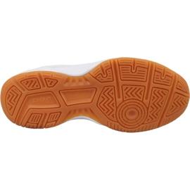 Zapatillas de voleibol Asics Upcourt 3 Gs Jr 1074A005-104 blanco blanco 3