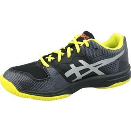 Zapatillas de voleibol Asics Gel-Tactic Gs Jr 1074A014-001 negro negro 1