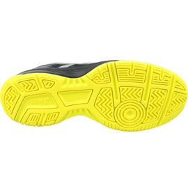 Zapatillas de voleibol Asics Gel-Tactic Gs Jr 1074A014-001 negro negro 3