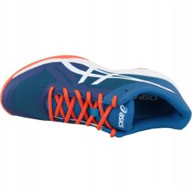 Zapatillas de voleibol Asics Gel-Tactic M B702N-401 azul marina 2