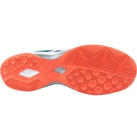 Zapatillas de voleibol Asics Gel-Tactic M B702N-401 azul marina 3