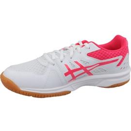 Zapatillas de voleibol Asics Upcourt 3 W 1072A012-104 blanco blanco 1