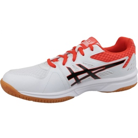 Zapatillas de voleibol Asics Upcourt 3 M 1071A019-103 blanco blanco 1