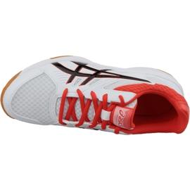 Zapatillas de voleibol Asics Upcourt 3 M 1071A019-103 blanco multicolor 2