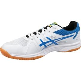 Zapatillas de voleibol Asics Upcourt 3 M 1071A019-104 blanco blanco 1