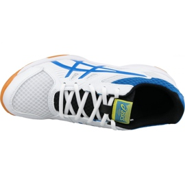 Zapatillas de voleibol Asics Upcourt 3 M 1071A019-104 blanco blanco 2