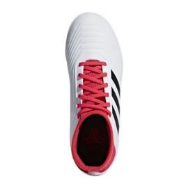 Zapatillas de interior Adidas Predator Tango 18.3 en Jr CP9073 blanco rojo blanco 2
