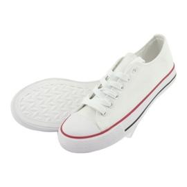 Zapatillas Atletico CNSD-1 blancas blanco 5