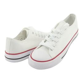 Zapatillas Atletico CNSD-1 blancas blanco 4