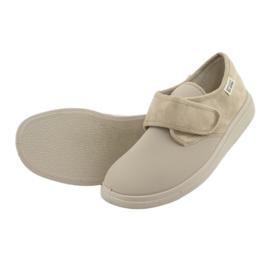 Zapatos de mujer befado pu 036D005 marrón 5