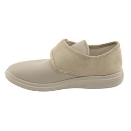 Zapatos de mujer befado pu 036D005 marrón 3