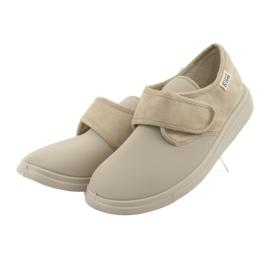 Zapatos de mujer befado pu 036D005 marrón 4