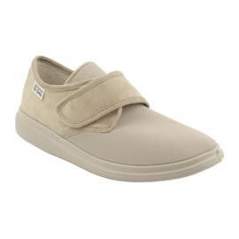 Zapatos de mujer befado pu 036D005 marrón 2