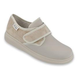 Zapatos de mujer befado pu 036D005 marrón 1