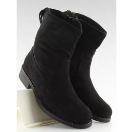 Zapatos de mujer negros 7378-PA Negro 6