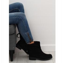 Zapatos de mujer negros 7378-PA Negro 5