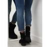 Zapatos de mujer negros 7378-PA Negro 2