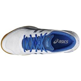 Zapatillas de voleibol Asics Gel-Rocket 8 M B706Y-0193 blanco multicolor 2
