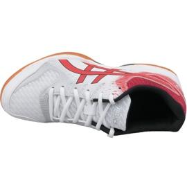 Zapatillas de voleibol Asics Gel-Rocket 9 M 1071A030-101 blanco blanco 2