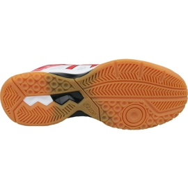 Zapatillas de voleibol Asics Gel-Rocket 9 M 1071A030-101 blanco blanco 3