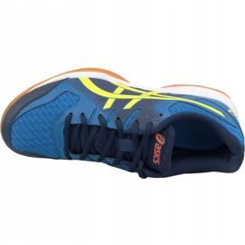 Zapatillas de voleibol Asics Gel-Rocket 9 M 1071A030-400 azul azul 2