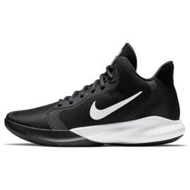 Nike Precision Iii M AQ7495 002 Calzado de baloncesto negro 1