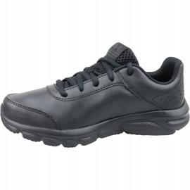 Zapatillas de running Under Armour Gs Assert 8 Jr 3022697-001 negro negro 1