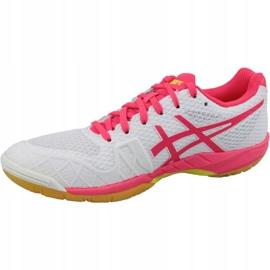 Zapatillas de squash Asics Gel-Blade 7 M 1072A032-100 blanco blanco 1