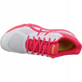 Zapatillas de squash Asics Gel-Blade 7 M 1072A032-100 blanco blanco 2