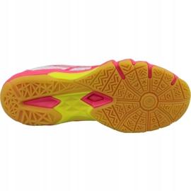Zapatillas de squash Asics Gel-Blade 7 M 1072A032-100 blanco blanco 3