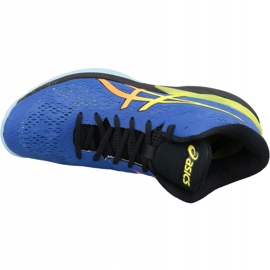 Zapatillas de voleibol Asics Sky Elite Ff Mt M 1051A032-400 azul azul 2