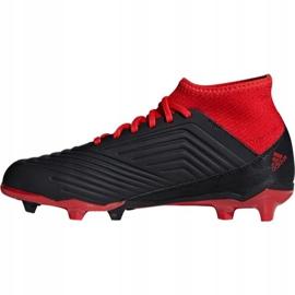 Zapatillas de fútbol Adidas Preadtor 18.3 Fg Jr DB2318 negro negro 1
