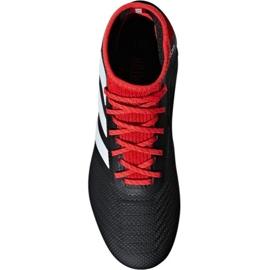 Zapatillas de fútbol Adidas Preadtor 18.3 Fg Jr DB2318 negro negro 2