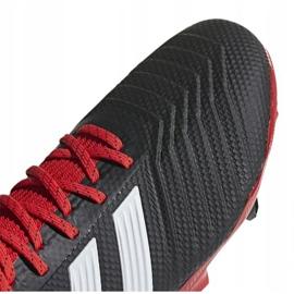 Zapatillas de fútbol Adidas Preadtor 18.3 Fg Jr DB2318 negro negro 3