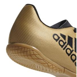 Adidas X Tango 17.4 In Jr CP9052 Zapatillas de interior oro 3
