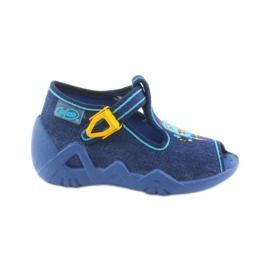 Zapatillas befado para niños 217P103 azul 1