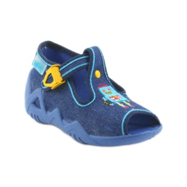 Zapatillas befado para niños 217P103 azul 2