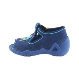 Zapatillas befado para niños 217P103 azul 3