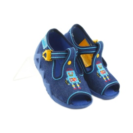 Zapatillas befado para niños 217P103 azul 5